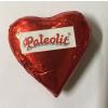Csokiszív üreges figura 30g Paleolit