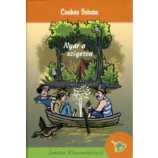 Csukás István Nyár a szigeten gyermek- és ifjúsági könyv