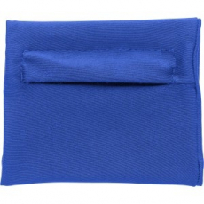 Csukló pénztárca, poliészter, kék