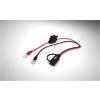 CTEK szemes töltő csatlakozó LED kijelzővel M6 Ctek