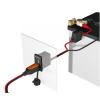 CTEK szemes töltő csatlakozó LED kijelzővel M8 b Ctek