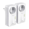Cudy Powerline AV600 1x100Mbps, Twin Pack KIT