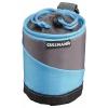 Cullmann Lens Container S-es objektív tok (fekete/ciánkék)