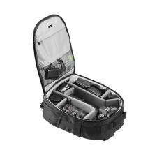 Cullmann Panama BackPack 400 fotós hátizsák, fekete fotós táska, koffer