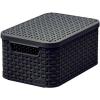 CURVER tároló doboz tetővel RATTAN Oneéni 2. S