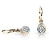 Cutie Diamonds Gyermek briliáns fülbevalók ND1898Z