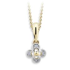 Cutie Diamonds Gyermek medál gyémántokkal CP2200Z medál