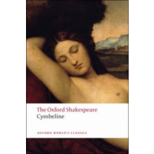 Cymbeline: The Oxford Shakespeare – William Shakespeare idegen nyelvű könyv