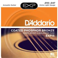 D'Addario EXP15 húr