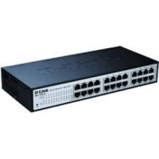 D-Link DGS-1100-24 hub és switch