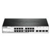 D-Link DGS-1210-20 16x1000Mbps Switch/4SFP smart (DGS-1210-20)