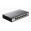 D-Link KapcsolóK D-Link DGS-1100-08P 8 p 10 / 100 / 1000 Mbps