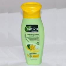 Dabur Vatika naturals sampon - Refreshing Lemon korpásodás elleni sampon 200ml hajápoló szer