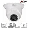 Dahua IPC-HDW1420S IP Turret kamera, kültéri, 4MP, 2,8mm, H264+, IR30m, D&N(ICR), IP67, DWDR, 3DNR, PoE
