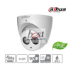 Dahua IPC-HDW4431EMP-ASE IP Turret kamera, kültéri, 4MP, 3,6mm, H265+, IR50m, ICR, IP67, WDR, 3DNR, PoE, IK10, audio