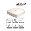 Dahua NVR4104-4KS2 NVR, 4 csatorna, H265, 80Mbps rögzítési sávszélesség, HDMI+VGA, 2xUSB, 1x Sata