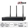 Dahua NVR4104HS-W-S2 NVR, 4 csatorna, H264, 80Mbps rögzítési sávszélesség, HDMI+VGA, 2xUSB, 1x Sata, wifi