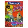 Dako-Art Kokino Fructo - gyümölcsös eledel nimfáknak 500ml
