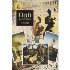 Dali Postcards – Salvador Dalí idegen nyelvű könyv