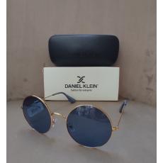 DANIEL KLEIN polarizált női napszemüveg DK4168 C1 arany /kac