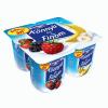 Danone Könnyű és finom gyümölcsjoghurt 4x125 g erdei gyümölcs-banán