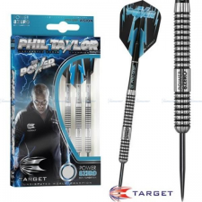 Dart szett TARGET steel 25g POWER 8ZERO - Phil Taylor darts nyíl