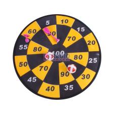 Darts Darts tábla - tépőzáras, 36 cm kreatív és készségfejlesztő