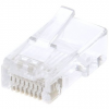 Datacom 10-es csomag, adatkommunikációs, RJ45, CAT5E UTP 8P8C, drót