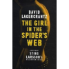 David Lagercrantz The Girl in the Spider's Web