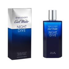 Davidoff Cool Water Night Dive EDT 125 ml parfüm és kölni
