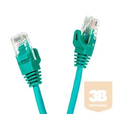 DBX Digitalbox START.LAN Patchcord UTP cat.5e 25m green kábel és adapter
