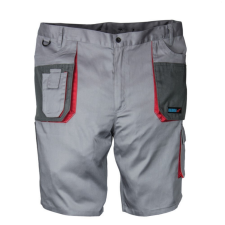 DEDRA BH3ST-M védő rövidnadrág méret m/50, szürke, comfort line, anyagsúly 190g/m2 barkácsolás, csiszolás, rögzítés