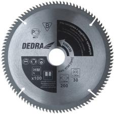 DEDRA H450100 karbidos körfűrészlap fához 450x100x30 fűrészlap