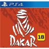 Deep Silver Dakar 18 - PS4