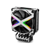 Deepcool CPU Cooler - FRYZEN (17,8-41,5dB; max. 108,73 m3/h; 4pin csatlakozó; 6 db heatpipe, 1x12cm, PWM)