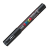 Dekormarker UNI POSCA PC-1M 0.7-1 mm, kúpos, FEKETE