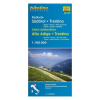 Dél-Tirol - Trentino kerékpáros térkép / Südtirol, Trentino / Esterbauer