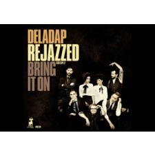 Deladap - Rejazzed: Bring it on (Cd) jazz