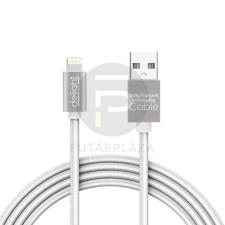 delight Adatkábel 2 in 1 Lighting + Micro USB 1m fehér 55445-WH kábel és adapter
