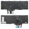 Dell 05DRWM gyári új magyar háttérvilágításos laptop billentyűzet
