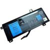 Dell Alienware M14X R4 Series 6300 mAh 6 cella fekete notebook/laptop akku/akkumulátor gyári