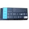 Dell FVWT4 4400 mAh 6 cella fekete notebook/laptop akku/akkumulátor utángyártott