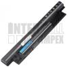 Dell Inspiron 15 3542 2200 mAh 4 cella fekete notebook/laptop akku/akkumulátor utángyártott