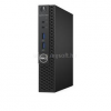 Dell Optiplex 3050 Micro | Core i5-7500T 2,7|12GB|256GB SSD|0GB HDD|Intel HD 630|W10P|3év (N019O3050MFF_UBU_12GBW10P_S)