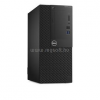 Dell Optiplex 3050 Mini Tower | Core i3-7100 3,9|8GB|250GB SSD|1000GB HDD|Intel HD 630|NO OS|3év (3050MT_234043_8GBS250SSDH1TB_S)