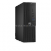 Dell Optiplex 3050 Small Form Factor | Core i3-7100U 2,4|4GB|250GB SSD|1000GB HDD|Intel HD 620|MS W10 64|3év (3050SF-3_W10HPN250SSDH1TB_S)