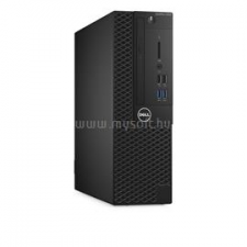Dell Optiplex 3050 Small Form Factor | Core i5-7500 3,4|4GB|500GB SSD|1000GB HDD|Intel HD 630|W10P|3év (3050SF_229465_W10PS500SSDH1TB_S) asztali számítógép