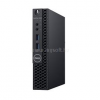 Dell Optiplex 3060 Micro | Core i3-8100T 3,1|16GB|250GB SSD|0GB HDD|Intel UHD 630|NO OS|3év (3060MIC_257912_16GBS250SSD_S)