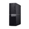 Dell Optiplex 5060 Small Form Factor | Core i7-8700 3,2|32GB|500GB SSD|1000GB HDD|Intel UHD 630|W10P|5év (5060SF_257949_32GBW10PS500SSDH1TB_S)