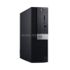Dell Optiplex 7060 Small Form Factor | Core i7-8700 3,2|8GB|1000GB SSD|1000GB HDD|Intel UHD 630|W10P|5év (7060SF_257977_S1000SSDH1TB_S)